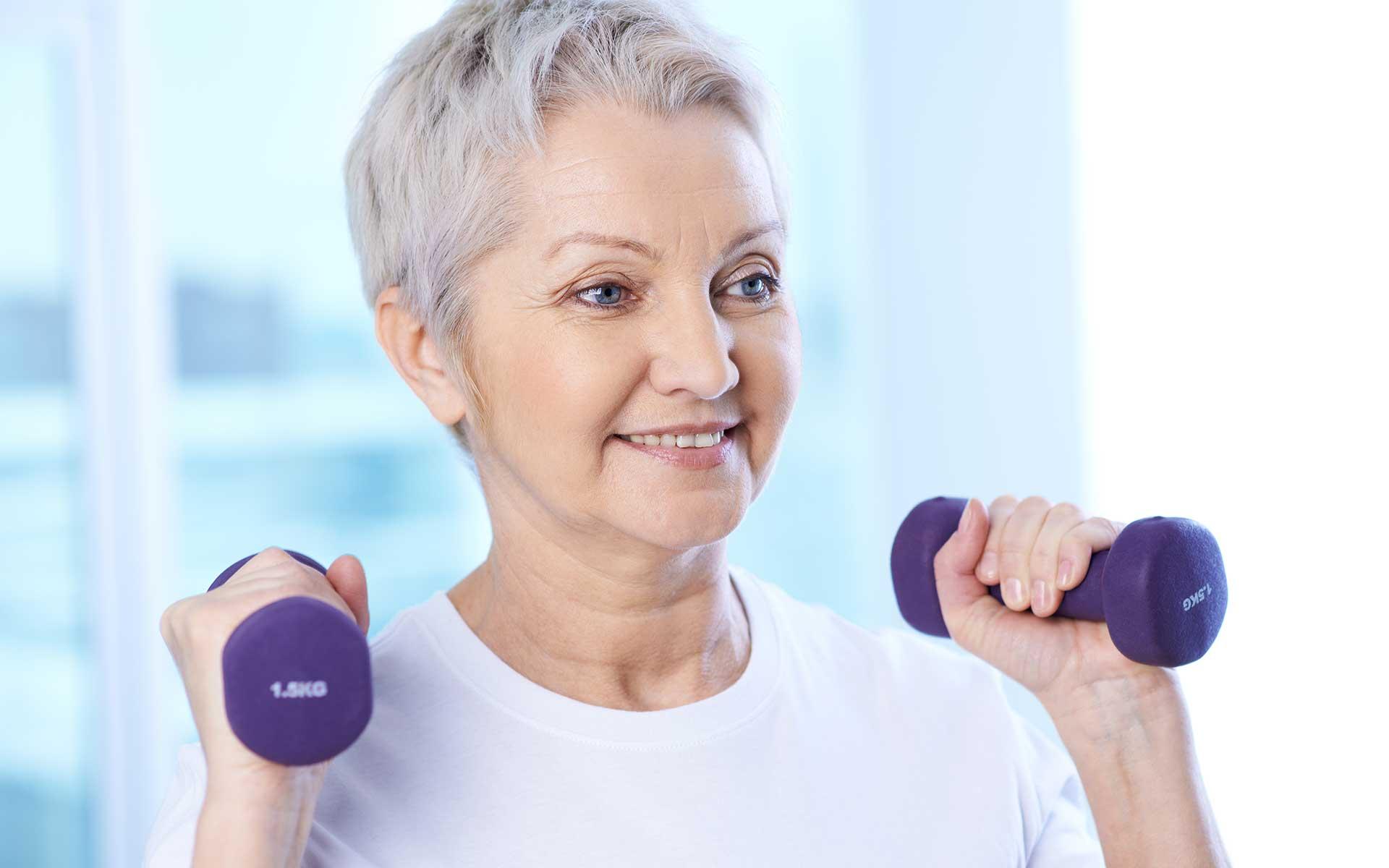 Activité physique pour retraité
